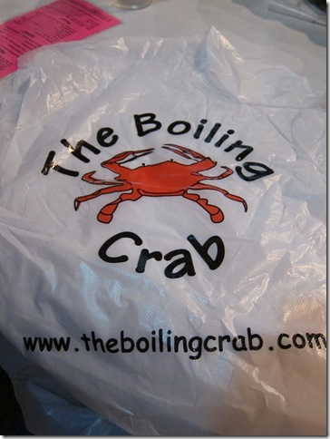 boiling crab bib