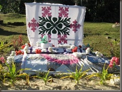A Tongan Grave