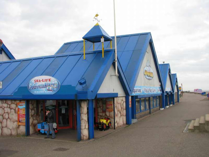 Sealife Adventure - Attractions/Entertainment - Eastern Esplanade, Southend-on-Sea, Essex, SS1 2ER, United Kingdom