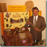 MM John Kraft Lenape Artifacts