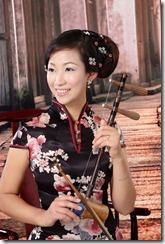 China Anhui Traditional Orchestra - Jinghu-Wang Jingjing