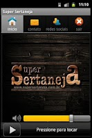 Screenshot of Super Sertaneja