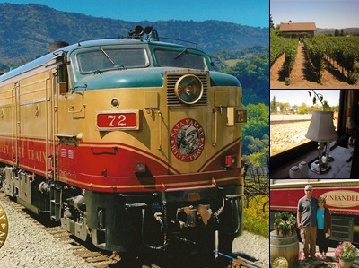 View Napa Wine Train