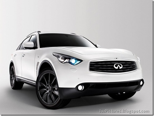 2010-Infiniti-FX-Limited-Edition-Front-Angle-View-800x600