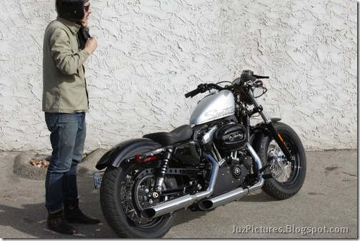 2010 Harley-Davidson Forty-Eight-4