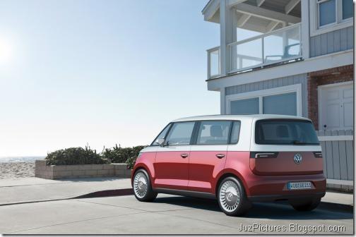 Volkswagen Bulli Concept4