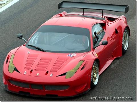 Risi Competizione Ferrari 458 GTC1