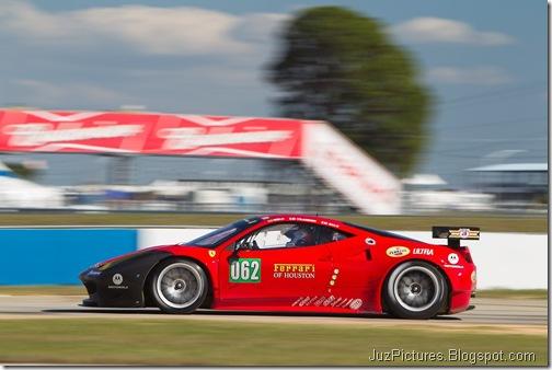 Risi Competizione Ferrari 458 GTC20