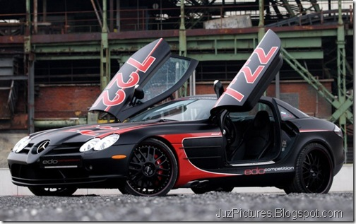 Edo Competition Mercedes Benz SLR McLaren