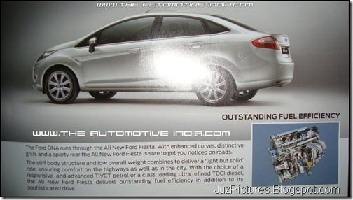 New Ford Fiesta Brochure - 4