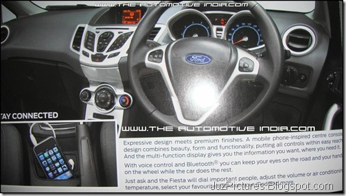 New Ford Fiesta Brochure - 3
