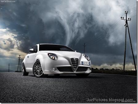 Alfa Romeo MiTo Quadrifoglio Verde1
