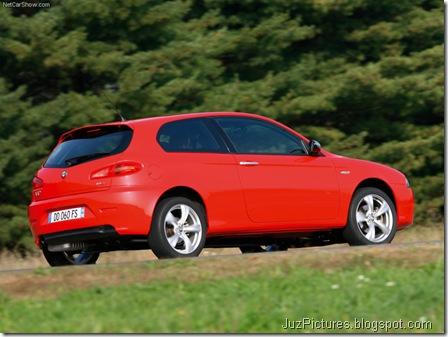 Alfa Romeo 147 Q212