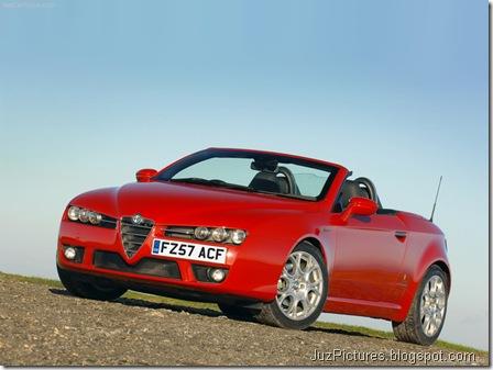 Alfa Romeo Spider UK Version1