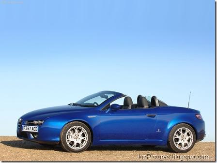 Alfa Romeo Spider UK Version7