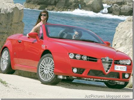 Alfa Romeo Spider5