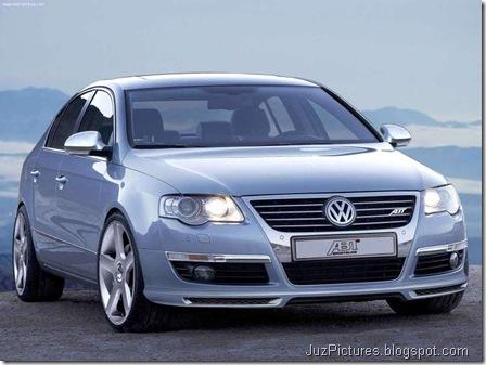 2005 ABT VW Passat - Front
