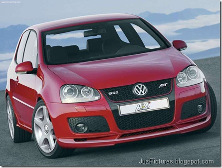 2005 ABT VW Golf GTI - Front