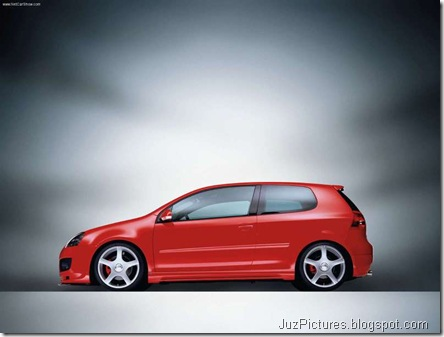2005 ABT VW Golf GTI - Front3