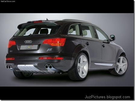 2006 ABT Audi Q7 - Front 3