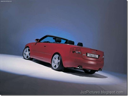 ABT Audi AS4 Cabriolet2