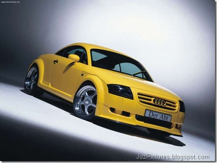 ABT Audi TT-Limited Wide Body 1
