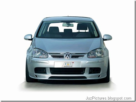 2005 ABT VW Golf - Front2