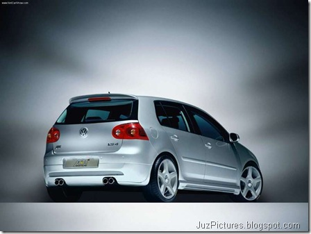 2005 ABT VW Golf - Front3