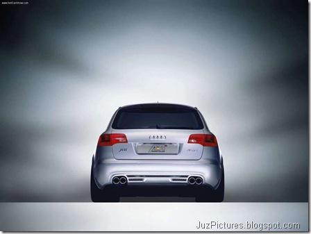 2005 ABT Audi AS6 Avant - Front,1