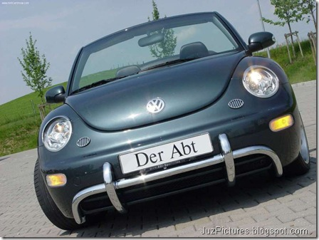 2003 ABT VW New Beetle Cabriolet1