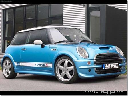 AC Schnitzer Mini CooperS8