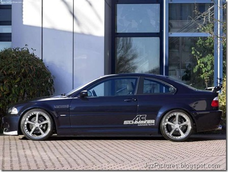 AC Schnitzer ACS3 3Series E46 M3 Sport3