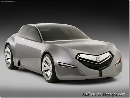 Acura Advanced Sedan Concept 1