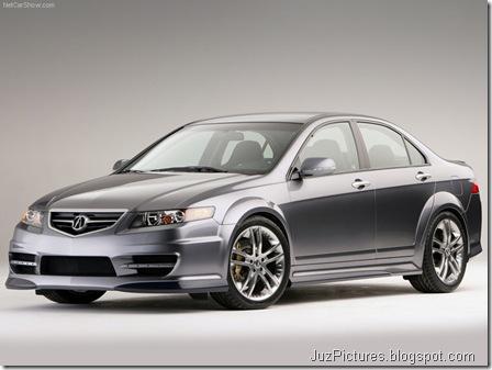 Acura TSX A-Spec Concept2