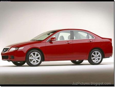 Acura TSX9