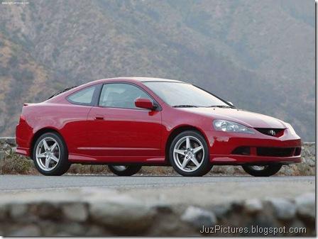 Acura RSX Type-S4