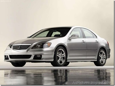 Acura RL with ASPEC Performance Package1