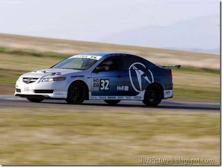 Acura TL 25 Hours of Thunderhill8