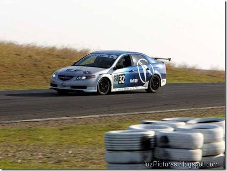 Acura TL 25 Hours of Thunderhill7