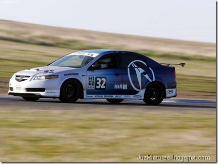 Acura TL 25 Hours of Thunderhill12
