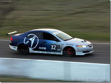 Acura TL 25 Hours of Thunderhill 4