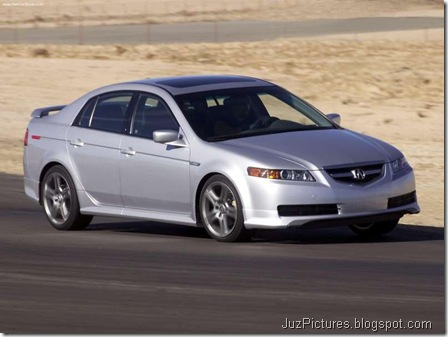 Acura TL with ASPEC Performance Package10