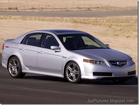 Acura TL with ASPEC Performance Package5