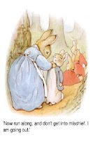 Screenshot of The Tale of Peter Rabbit