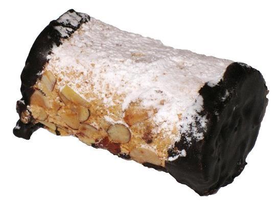 Kage fra Strandvejens Bager i  Risskov, har glemt navnet p? den.