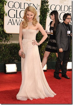 3.Dianna Agron in J.Mendel