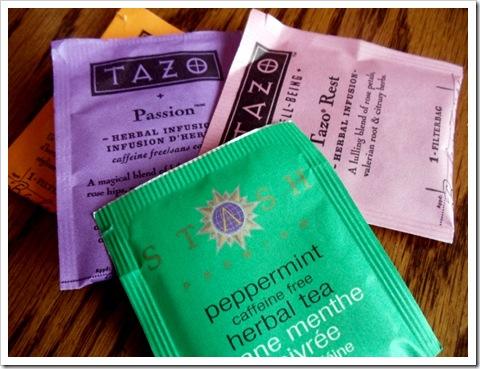 Tazo Teas