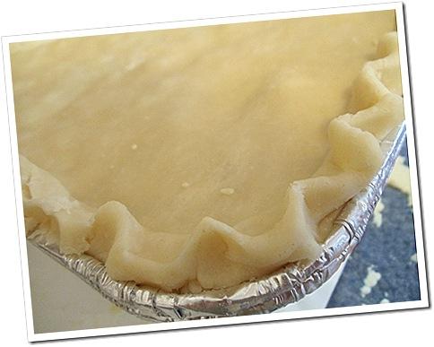 pinch crust