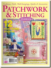 Patchwork & Stitching Vol 10 No 8