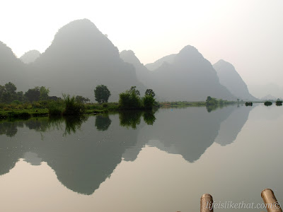 Yulong River Rafting picture guilin escapade  photo